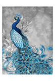 Peacock Beauty 1 Prints by Nicole Tamarin