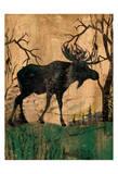 Hunting Posters by Elizabeth Jordan
