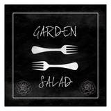 Garden Salad Print by Sheldon Lewis