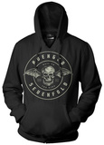 Hoodie: Avenged Sevenfold - Hail to the King Seal Pullover Hoodie