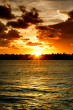 Sunset Key West - Florida Photographic Print by Philippe Hugonnard