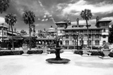Flager College - St. Augustine - Florida - United States Photographic Print by Philippe Hugonnard