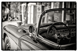 Classic Car - Chevrolet Reprodukcja zdjęcia autor Philippe Hugonnard