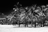 Miami Beach - South Beach - Florida Photographic Print by Philippe Hugonnard