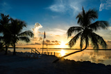 Sunset of Dreams - Florida - USA Photographic Print by Philippe Hugonnard