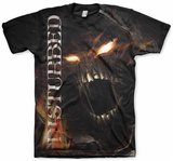 Disturbed - Outrage T-shirts