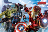 Avengers Age Of Ultron - Re-Assemble Posters