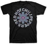 Red Hot Chili Peppers - Calidoscope T-shirts