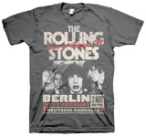 The Rolling Stones - Europe 76 T-skjorter
