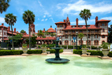 Flager College - St Augustine - Florida - United States Photographic Print by Philippe Hugonnard