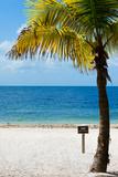 Miami Sign on the Beach - Florida Papier Photo par Philippe Hugonnard