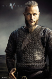 Vikings - Ragnar Lothbrok Prints
