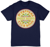 The Beatles - Lonely Hearts Seal T-Shirts