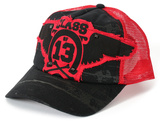Green Day - Patch Mesh Trucker Hat Kappe