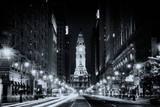 Philadelphia City Photographic Print by Philippe Hugonnard