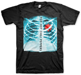 Red Hot Chili Peppers - X-Ray Shirts