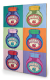 Marmite - Pop Art Wood Sign Cartel de madera