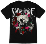 Bullet For My Valentine - Skull and Roses Shirt