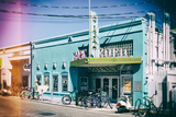 Instants of Series - Tropic Cinema Key West - Florida Photographic Print by Philippe Hugonnard