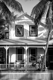 Key West Architecture - Heritage Structures in Old Town Key West - Florida Photographic Print by Philippe Hugonnard