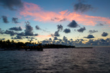 Sunrise to Key West - Florida Photographic Print by Philippe Hugonnard