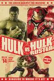 Avengers Age Of Ultron - Hulk Vs Hulkbuster Plakát
