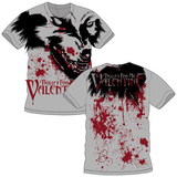 Bullet For My Valentine - Werewolf T-shirts