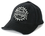 Metallica - Sprocket Baseball Hat Čepice