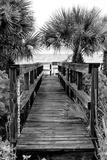 Boardwalk on the Sea Reproduction photographique par Philippe Hugonnard