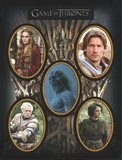 Game of Thrones - Character Magnet Set Magnet Set