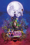 The Legend Of Zelda - Majora's Mask Posters