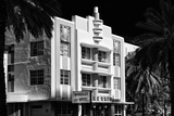 The Berkeley Shore Hotel in the Art-Deco District of Miami Beach - Florida Photographic Print by Philippe Hugonnard