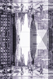 New York City Reflections Series Photographic Print by Philippe Hugonnard