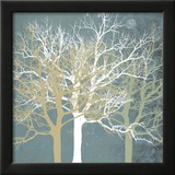 Tranquil Trees Art by Erin Clark