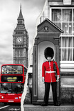 Dual Torn Posters Series - London Photographic Print by Philippe Hugonnard