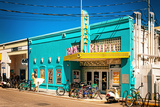 Tropic Cinema Key West - Florida Photographic Print by Philippe Hugonnard