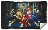 Power Rangers - Stance Fleece Blanket Fleece Blanket