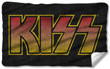 KISS - Classic Logo Fleece Blanket Fleece Blanket