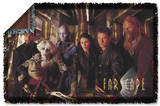 Farscape - Crew Woven Throw Throw Blanket