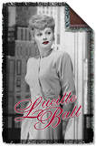 Lucille Ball - City Girl Woven Throw Throw Blanket