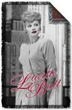 Lucille Ball - City Girl Woven Throw Throw Blanket