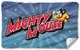 Mighty Mouse - Space Hero Fleece Blanket Fleece Blanket