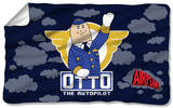 Airplane - Otto Fleece Blanket Fleece Blanket