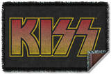 KISS - Classic Logo Woven Throw Throw Blanket