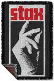 Stax Woven Throw Throw Blanket