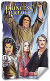 Princess Bride - Alt Poster Fleece Blanket Fleece Blanket