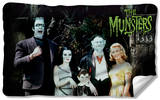 Munsters - Family Fleece Blanket Fleece Blanket