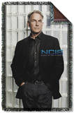 NCIS - Glass Wall Woven Throw Throw Blanket