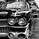 Classic Cars of Miami Beach Photographic Print by Philippe Hugonnard