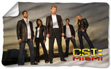 CSI:Miami - Cast Fleece Blanket Fleece Blanket